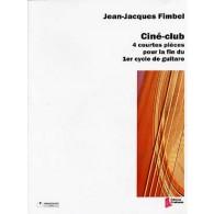 FIMBEL J.J CINE CLUB GUITARE