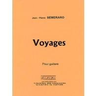 SEMERARO J.P. VOYAGES GUITARE