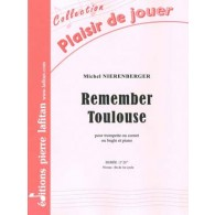 NIERENBERGER M. REMEMBER TOULOUSE TROMPETTE