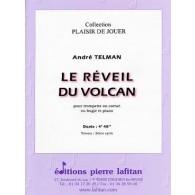 TELMAN A. LE REVEIL DU VOLCAN TROMPETTE