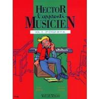 DEBEDA S./MARTIN F. HECTOR L'APPRENTI MUSICIEN VOL 5