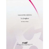 ROYER-CARDONA C. LE JONGLEUR FLUTE