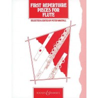 WASTALL P. FIRST REPERTOIRE FLUTE