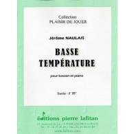 NAULAIS J. BASSE TEMPERATURE BASSON