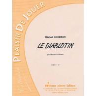 CHEBROU M. LE DIABLOTIN BASSON