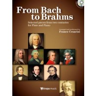 FROM BACH TO BRAHMS FLUTE