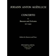 KOZELUCH J.A. CONCERTO EN DO BASSON