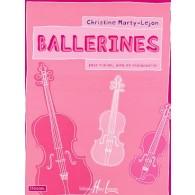 MARTY-LEJON C. BALLERINES TRIO A CORDES