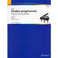 FERTE A. ETUDES PROGRESSIVES VOL 1B PIANO