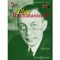 RACHMANINOFF PLAY RACHMANINOFF VIOLON