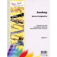 DELGIUDICE M. SAXBOY SAXO SIB OU MIB