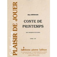MEREAUX M. CONTE DE PRINTEMPS SAXO SIB