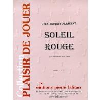 FLAMENT J.J. SOLEIL ROUGE SAXO SIB