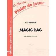 MEREAUX M. MAGIC RAG SAXO ALTO