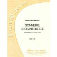 DELCAMBRE A. SONNERIE ENCHANTERESSE TROMPETTE