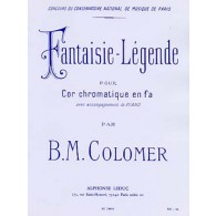 COLOMER B.M. FANTAISIE LEGENDE COR