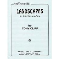 CLIFF T. LANDSCAPES SAXHORN ALTO