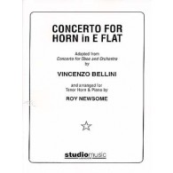 BELLINI V. CONCERTO SAXHORN ALTO