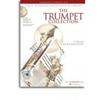 THE TRUMPET COLLECTION INTERMEDIATE TO ADVANCED LEVEL TROMPETTE