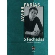 FARIAS J. FACHADAS GUITARE ET ALTO