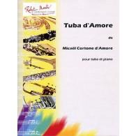 CORTONE M. D'AMORE M. TUBA D'AMORE TUBA BASSE