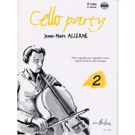 ALLERME J.M. CELLO PARTY VOL 2