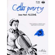 ALLERME J.M. CELLO PARTY VOL 3