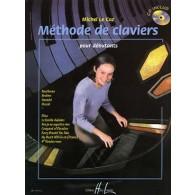 LE COZ M. METHODE DE CLAVIER