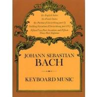 BACH J.S. KEYBOARD MUSIC PIANO
