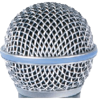 GRILLE SHURE RK265G