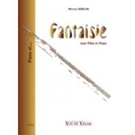 EDELIN M. FANTAISIE FLUTE