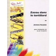 NAULAIS J. ZAZOU LE TORTILLARD TROMPETTE