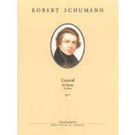 SCHUMANN R. CARNAVAL OP 9 PIANO