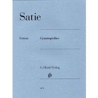 SATIE E. GYMNOPEDIES PIANO