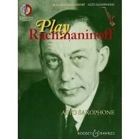 RACHMANINOFF PLAY RACHMANINOFF SAXO