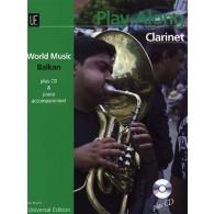 WORLD MUSIC: BALKAN CLARINETTE