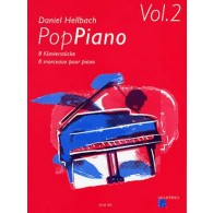 HELLBACH D. POP PIANO VOL 2