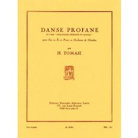 TOMASI H. DANSE PROFANE N°2 COR