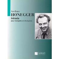 HONEGGER A. INTRADA TROMPETTE