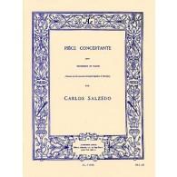 SALZEDO C. PIECE CONCERTANTE OP 27 TROMBONE