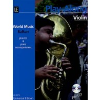 WORLD MUSIC: BALKAN VIOLON