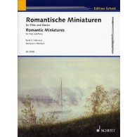 ROMANTIC MINIATURES VOL 2 FLUTE