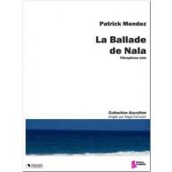 MENDEZ P. LA BALLADE DE NALA POUR VIBRAPHONE