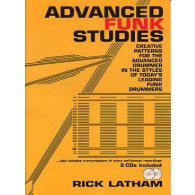 LATHAM R. ADVANCED FUNK STUDIES BATTERIE