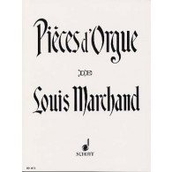 MARCHAND L. PIECES D'ORGUE