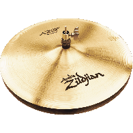 ZILDJIAN AVEDIS HI HATS 14 NEW BEAT