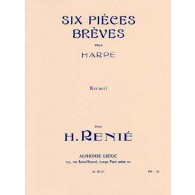 RENIE H. PIECES BREVES HARPE