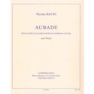 BACRI N. AUBADE HARPE