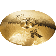 ZILDJIAN K' CRASH 21 BRILLANTE