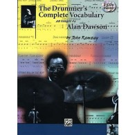 DAWSON A. THE DRUMMER'S COMPLETE VOCABULARY